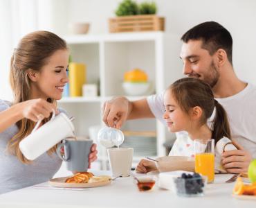 Determinan el beneficio de los lácteos frente a problemas de obesidad e hipertensión.