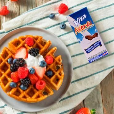 Waffles de Vita Avena