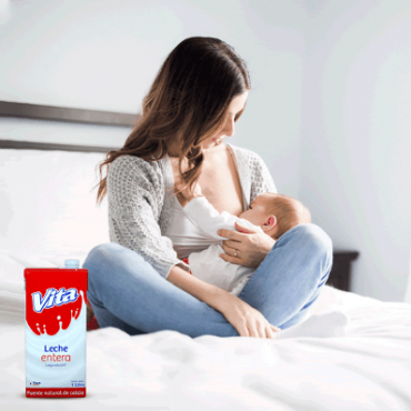 Lactancia materna en tiempos de COVID-19