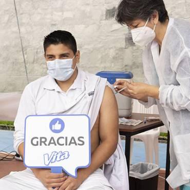 Segunda Jornada de Vacunación